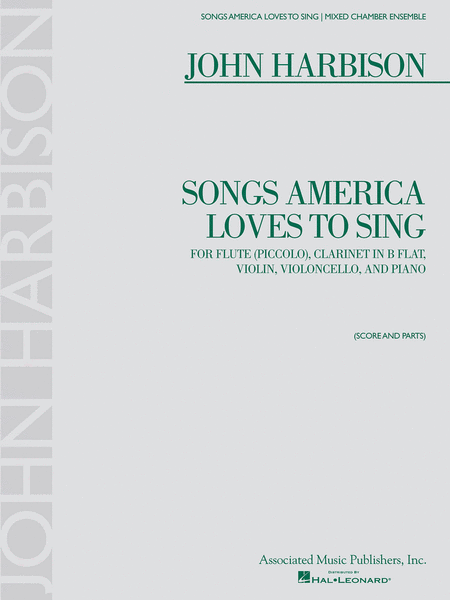 Songs America Loves to Sing