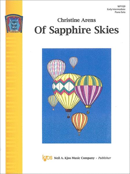 Of Sapphire Skies