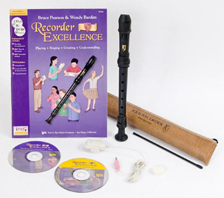 Recorder Excellence Complete Student Success Kit