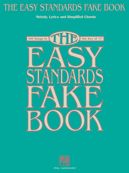 The Easy Standards Fake Book