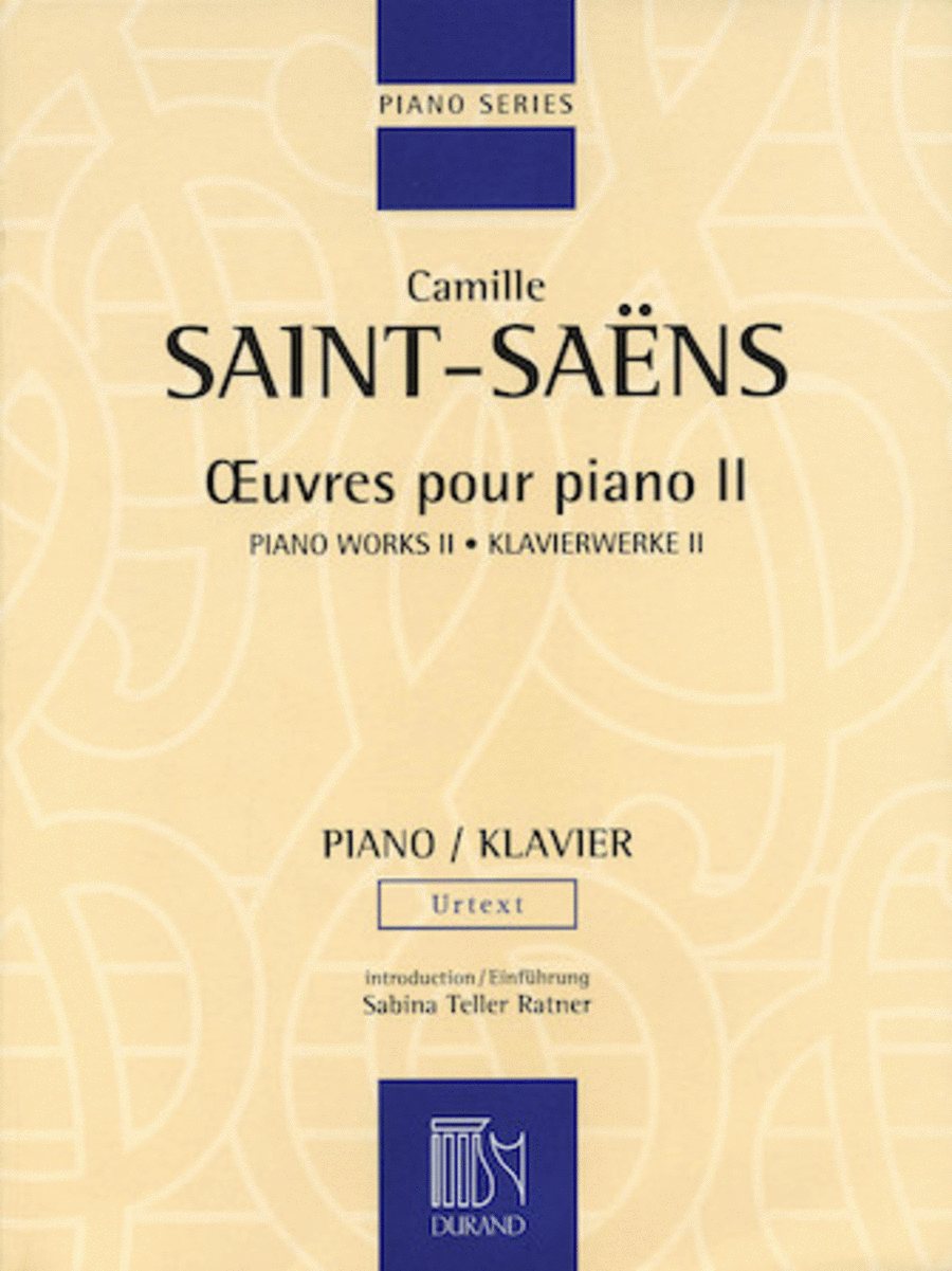 Piano Works II