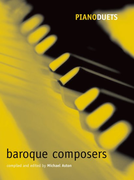 Piano Duets: Baroque Composers