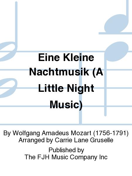 Eine Kleine Nachtmusik (A Little Night Music)