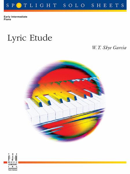 Lyric Etude
