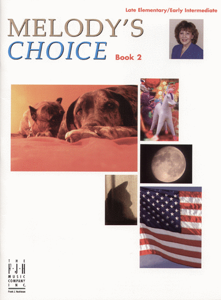 Melody's Choice, Book 2