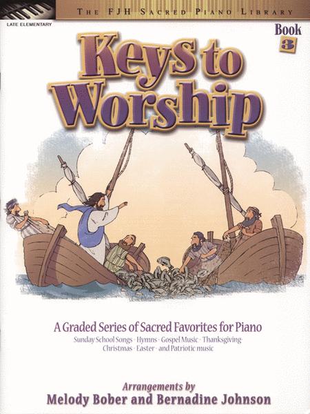 Keys to Worship, Book 3