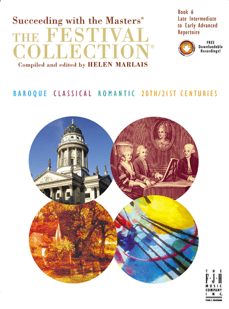 The Festival Collection!, Book 6 (NFMC)