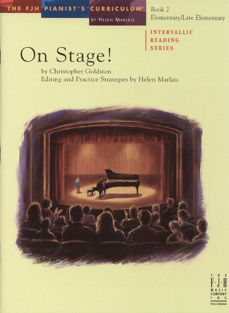On Stage!, Book 2 (NFMC)