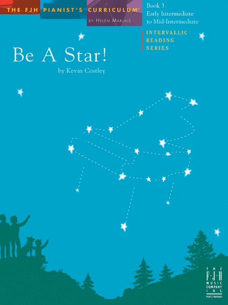 Be A Star!, Book 3