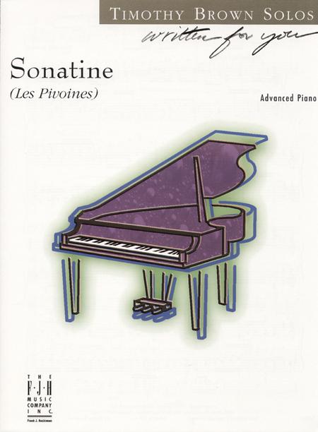 Sonatine (Les Pivoines)