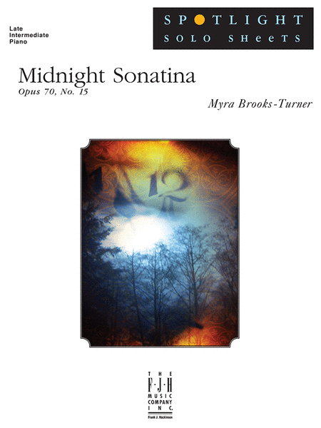 Midnight Sonatina, Op. 70, No. 15