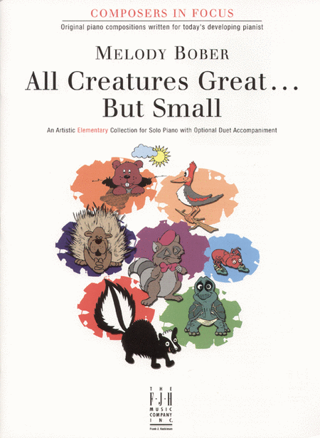 All Creatures Great . . . But Small (NFMC)