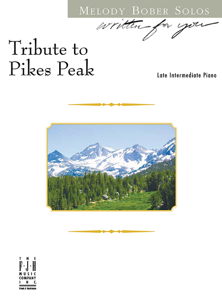 Tribute to Pikes Peak