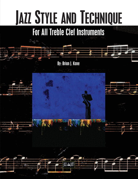 Jazz Style and Technique for Treble Clef Instruments