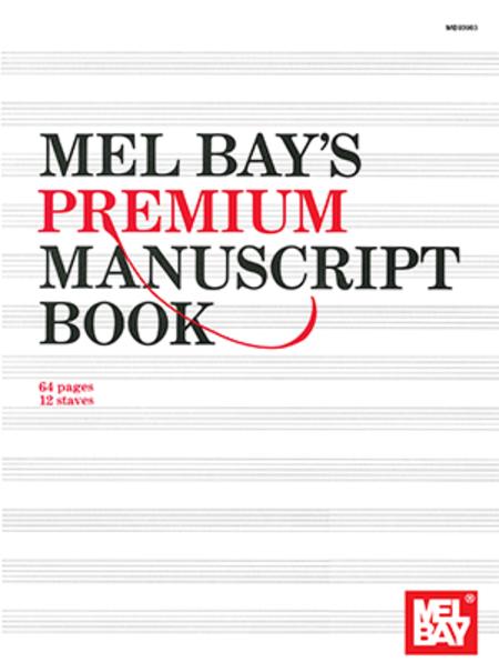 Premium Manuscript Book