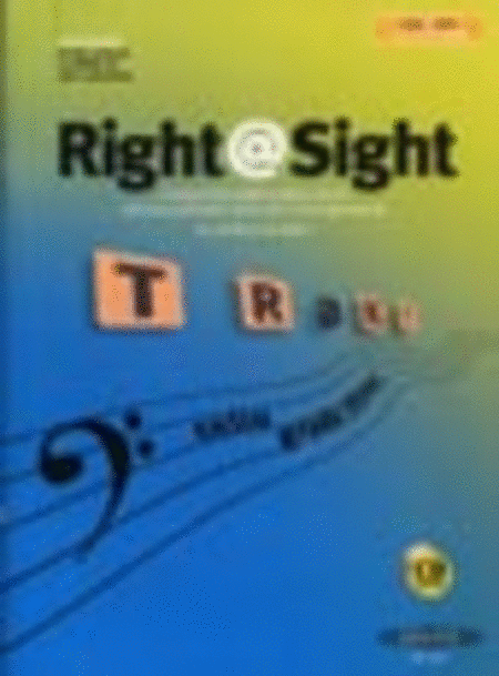 Right@Sight for Cello Grade Three: a progressive sight-reading course (with accompaniment CD)