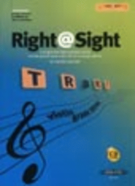 Right@Sight for Violin Grade Three: a progressive sight-reading course (with accompaniment CD)