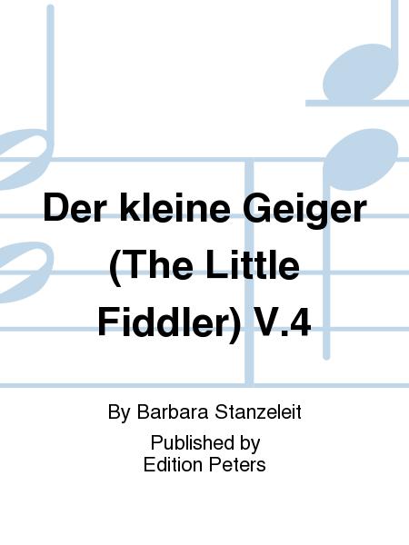 Der kleine Geiger (The Little Fiddler) Vol. 4