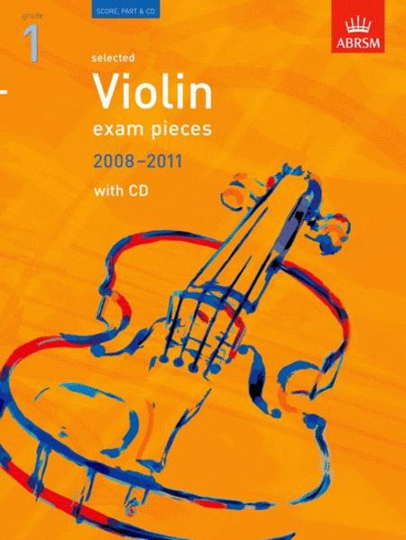 Grade 1 Selected Violin Exam Pieces 2008-2011