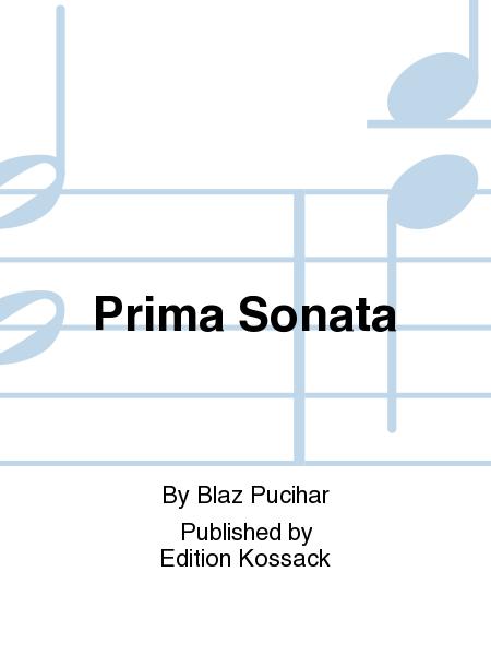 Prima Sonata