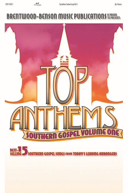 Top Anthems Southern Gospel, Volume 1 (CD Preview Pack)