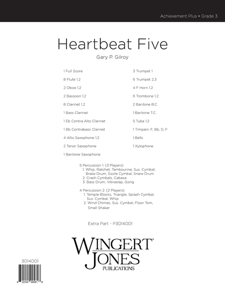 Heartbeat Five