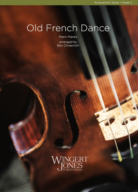 Le Basque from Five Old French Dances