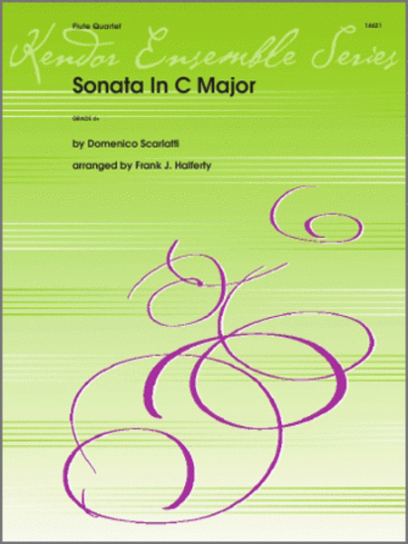 Sonata In C Major