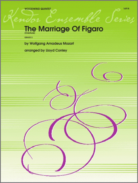 The Marriage Of Figaro, Overture