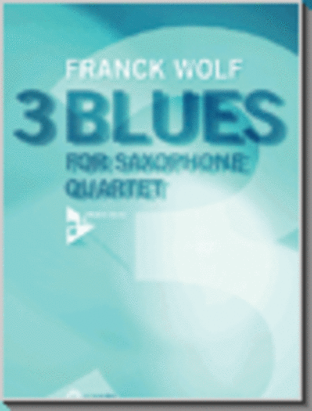 3 Blues (CD included)