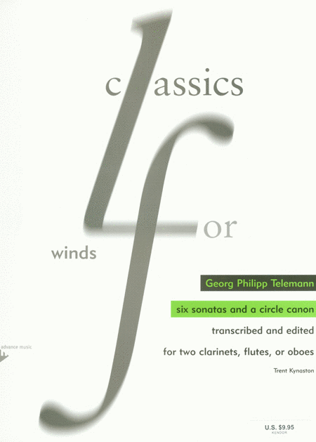Six Sonatas and a Circle Canon