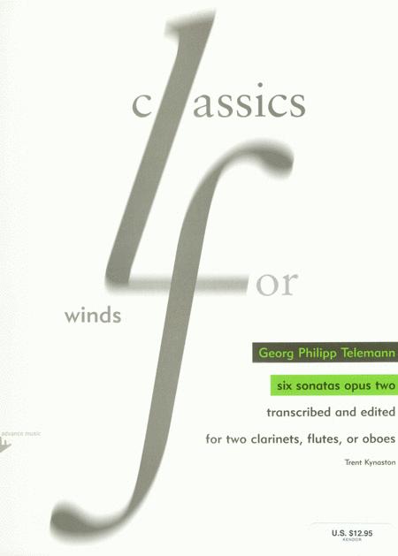 Six Sonatas, Op. 2