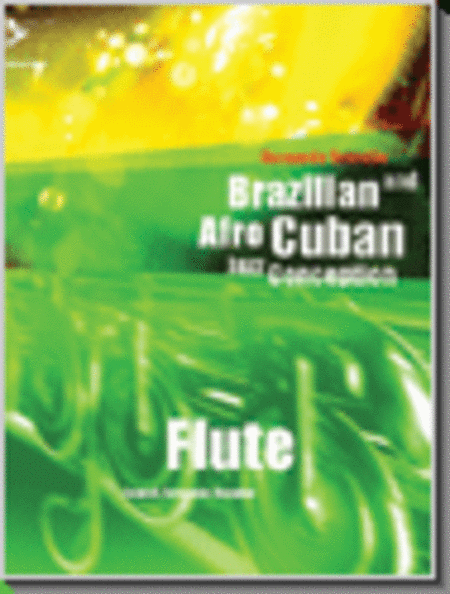 Brazilian and Afro Cuban Jazz Conception