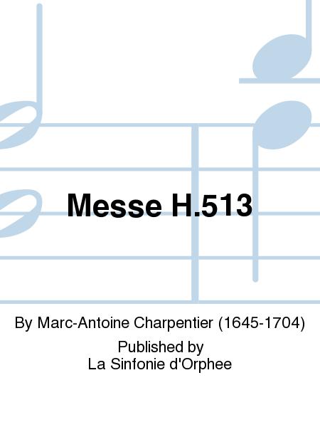 Messe H.513