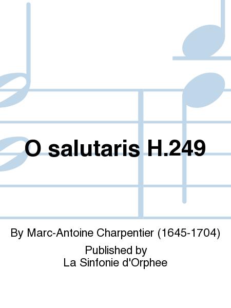 O salutaris H.249