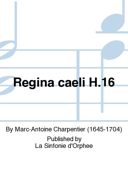 Regina Caeli Sheet Music By Marc Antoine Charpentier Sheet Music Plus