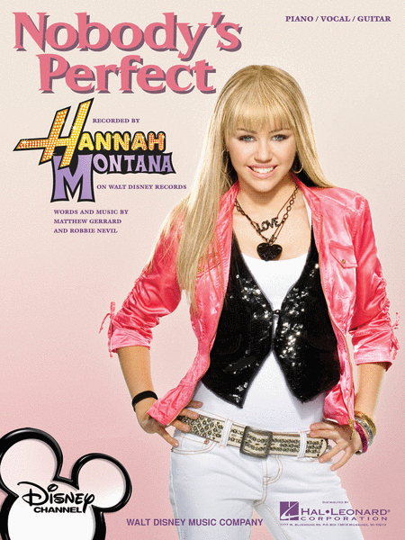 Nobody's Perfect (from Hannah Montana)