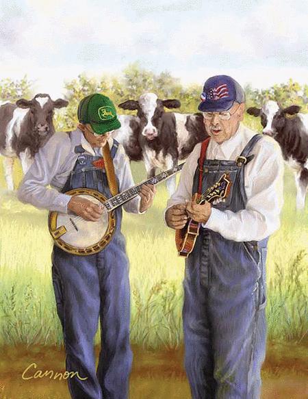 Bluegrass Cow Boys