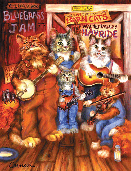 Bluegrass Cats