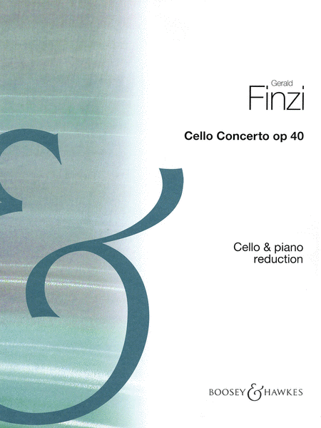 Cello Concerto Opus 40
