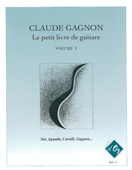 Le petit livre de guitare, Volume 1