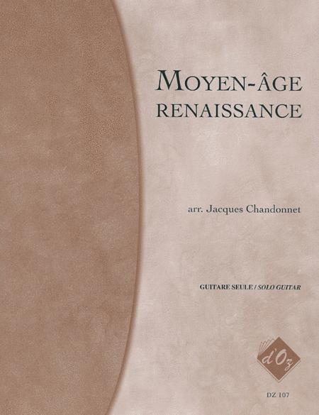 Musique du Moyen-Age et de la Renaissance