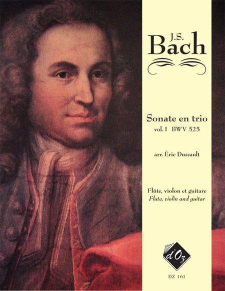 Six sonates en trio, Volume I, BWV 525