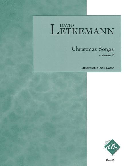 Christmas Songs, Volume 2