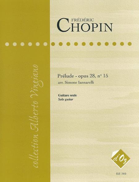 Prelude, opus 28, no 15