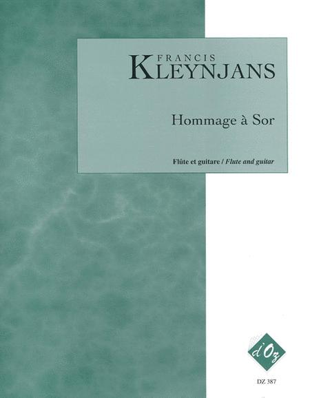 Hommage a Sor, opus 88