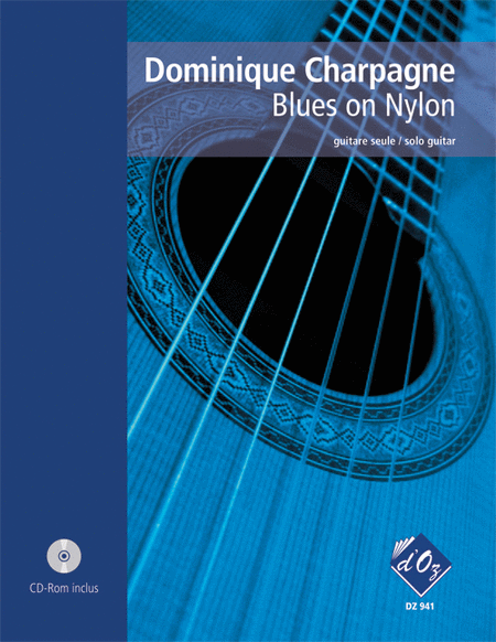 Blues on Nylon (CD included)