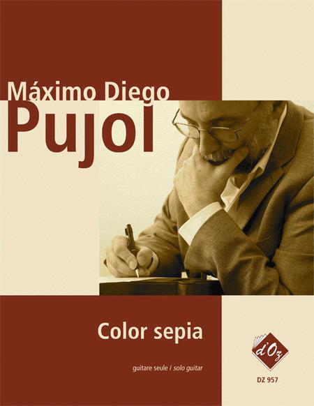Color sepia