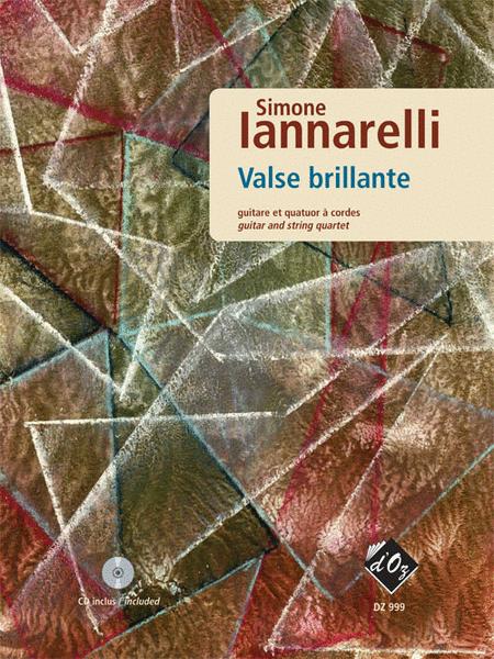 Valse brillante (CD included)