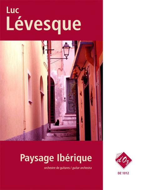 Paysage Iberique